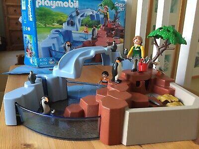 Playmobil  Wild Life Penguin Habitat Superset