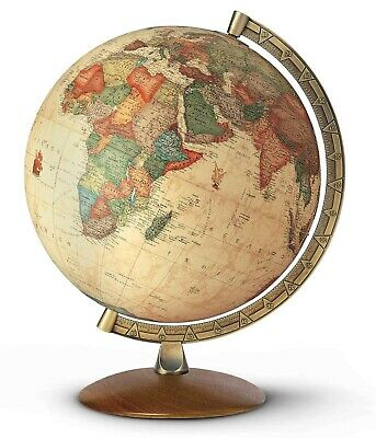 "30cm /12"" Nova Rico Antiquus Illuminated Globe - New & Boxed"