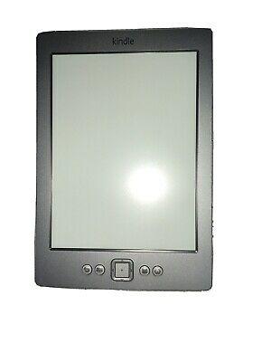 Amazon D Kindle 4th Generation 2GB Wi-Fi 6 inch eBook