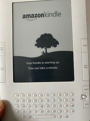 Amazon Kindle (2nd Generation) 2GB, 3G (Unlocked), 6in -