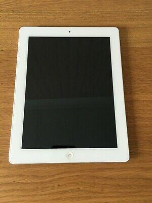 Apple iPad 2 16GB, Wi-Fi, 9.7in White, Original Box &