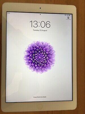 Apple iPad Air 1st Gen. 16GB, Wi-Fi + Cellular (Unlocked),