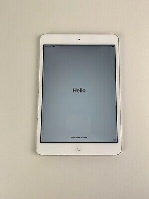 Apple iPad Mini 2 16GB Wi-Fi Only 7.9in Silver Tablet
