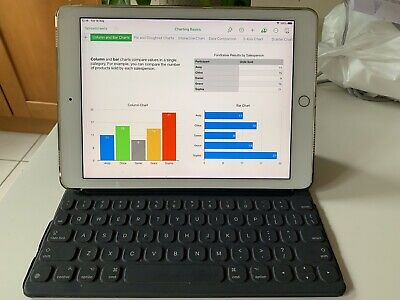 Apple iPad Pro 1st Gen. 128GB, Wi-Fi, 9.7 in - Silver