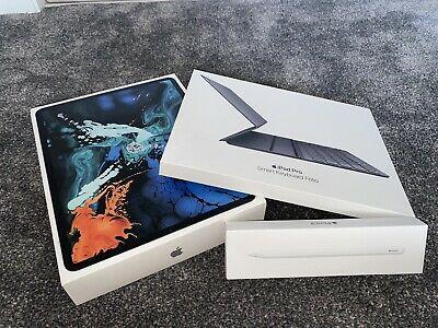 Apple iPad Pro 3rd Gen. 64GB,12.9 in,WiFi. 2nd gen Apple
