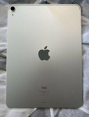 Apple iPad Pro 3rd Gen 64GB, Wi-Fi, 11 in - Silver with
