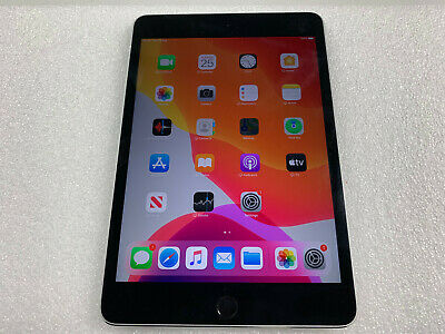Apple iPad mini 4 16GB, Wi-Fi, 7.9in - Space Grey Ref: P413