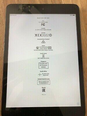 Apple iPad mini 64GB, Wi-Fi + Cellular (Unlocked), 7.9in -