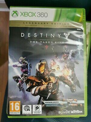 Destiny - The Taken King (Xbox 360), Very Good Xbox 360,
