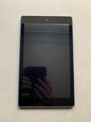 Marine Blue Amazon Kindle Fire HD 8 (8th Generation) 16GB 8'
