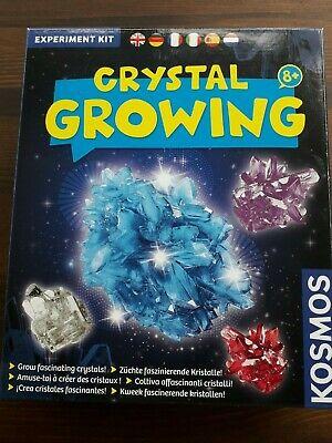New and unused Kosmos crystal growing experinent kit