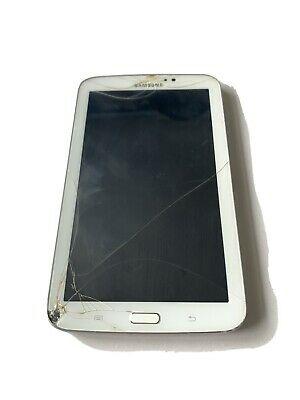 Samsung Galaxy Tab 3 SM-T inch 8GB Tab Cracked Screen