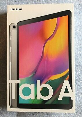 Samsung Galaxy Tab A (GB, Wi-Fi, 10.1in - Silver