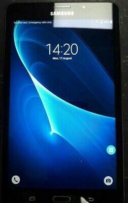 "Samsung Galaxy Tab A6 TGB Wi-Fi + 4G Unlocked 7"" Tablet"