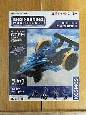 Thames and Kosmos Engineering Makerspace STEM Kit