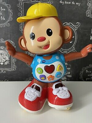 VTech  Chase Me Casey Toy Monkey Interactive. All