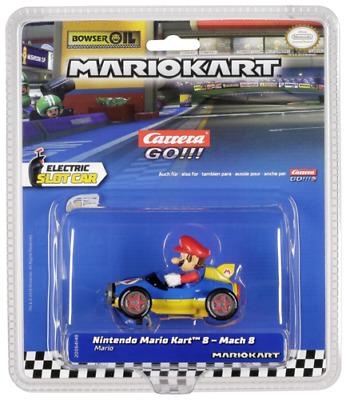 Carrera GO!!! Mario  Nintendo Mario Kart - Mach 8