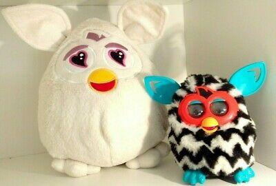 Furby Hasbro Boom Electronic Talking Pet  Bonus Hasbro