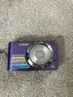 Samsung PL Series PLMP Digital Camera - Purple
