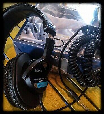Sony MDR- Headband Headphones - Black Less than A Year