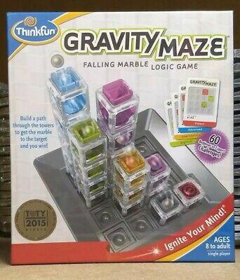 ThinkFun Gravity Maze Logic Game -
