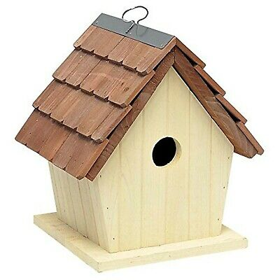 Verdemax  Wooden Box for Small Birds