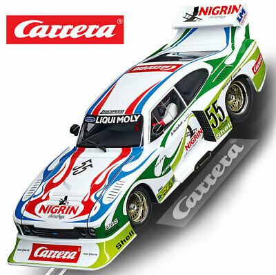 Carrera  Digital 124 Ford Capri Zakspeed Turbo Slot Car