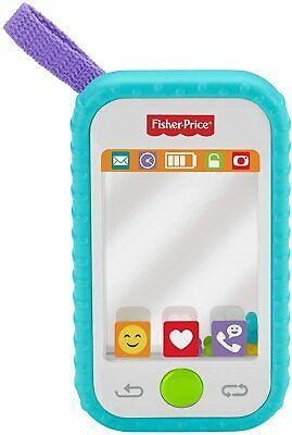 Fisher Price GJD46 Selfie Phone Teeth Baby Toy