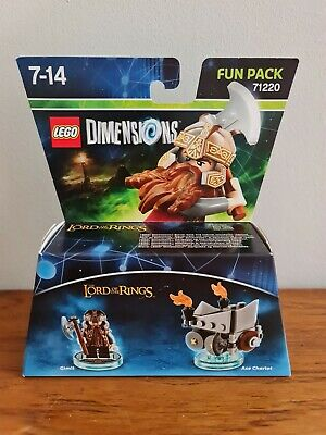 LEGO  Dimensions Fun Pack The Lord Of The Rings Gimli