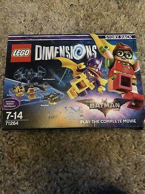 Lego  Dimensions Batman Movie Story Pack -