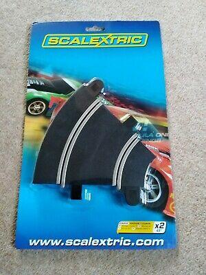 SCALEXTRIC Sport Track C Radius 1 Curve 45 degree Pack