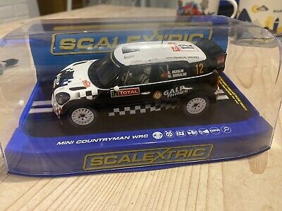 Scalextric BMW Mini Countryman WRC #12 Monte Carlo