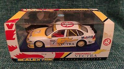 Scalextric VAUXHALL VECTRA No 1 C BTCC Touring Car (