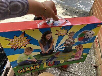 Games Hub - Giant Garden Family Game - Ludo