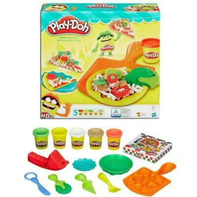 Play-Doh Pizza Party Play Doh Set with 5 Pots of Doh New &
