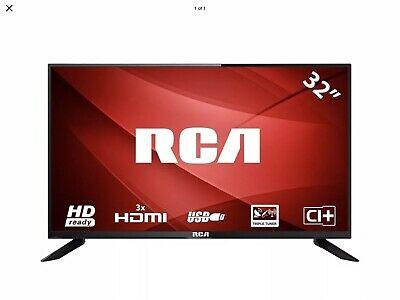 RCA 32 inch HD TV Triple Tuner 3x HDMI DVB-T/T2/C/S/S 2