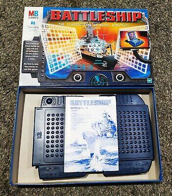 Vintage MB Battleship Game  - MB Games - Classic Game of