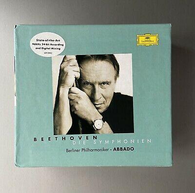 Beethoven: Die Symphonien (5 CD Set) Berliner Philharmoniker