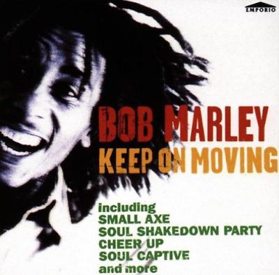 Bob Marley - Keep On Moving CD NEW