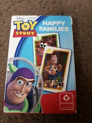 Disney Pixar Toy Story Happy Families. .