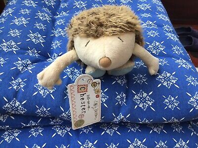 Emily Button M&S ROLL-ME-UP CHESTER HEDGEHOG