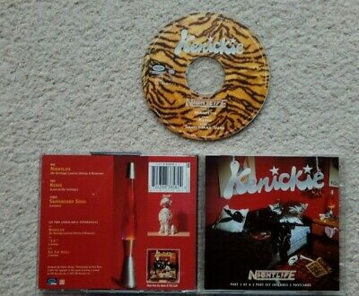 KENICKE - NIGHTLIFE - Part 1 of a 2 part set CD - FREE p&p