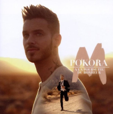 M POKORA-LA POURSUITE DU BONHEUR CD NEW