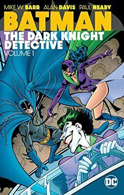 BATMAN: THE DARK KNIGHT DETECTIVE VOL.1, Paperback, by