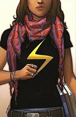 Ms. Marvel Volume 1: No Normal, Paperback, by Adrian Alphona