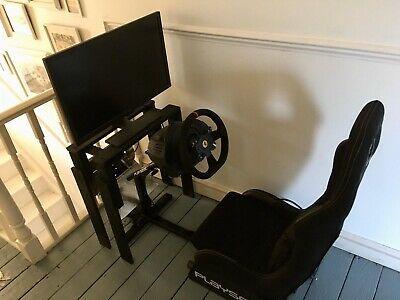 Playseat Evolution - Alcantara Gaming Chair Black