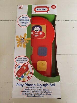 LITTLE TIKES PLAY DOUGH MOBILE PHONE SET KIDS TOY BIRTHDAY