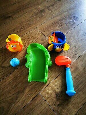 Summer Fun Kids Toy Golf Trolley for Garden