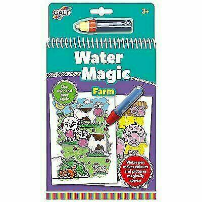Galt Water Magic Book Farm -