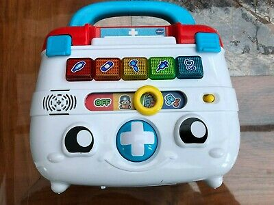 Vtech  Pretend and Learn Doctors Kit - Multi-Coloured